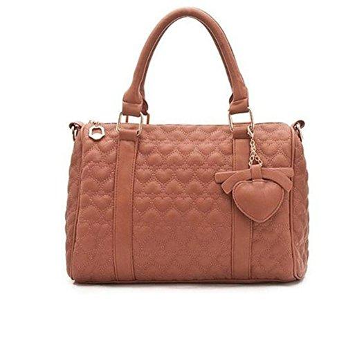 Borse da donna/Borse Vintage/Borsa a tracolla moda/borsa a tracolla Incline-E E