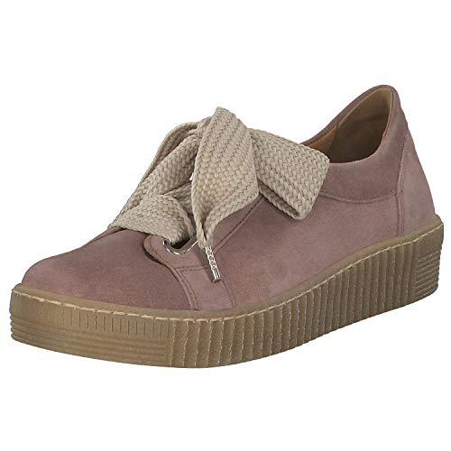 Gabor Women's Low Sneaker Pink