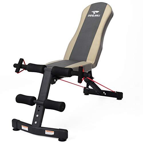 Cly Berufs-Multifunktionshantelbank Sit-ups Bauchmuskelbrett Hauptübungsausrüstung SY -