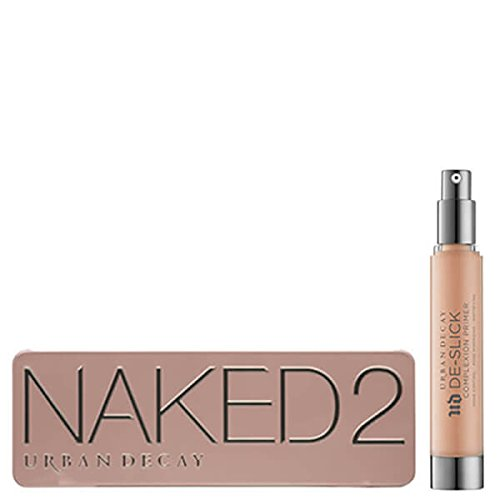 Urban Decay NAKED 2 paleta y primer Bundle
