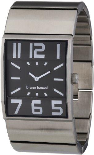 Bruno Banani Men's Quartz Watch BR21005 with Leather Strap
