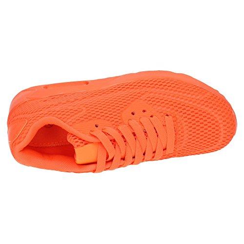 DEMAX Donna Scarpe sportive Arancione