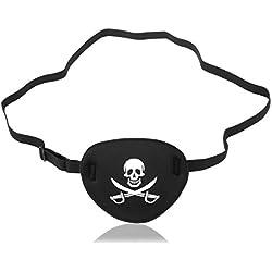 Parche pirata, especial para ojos perezosos.