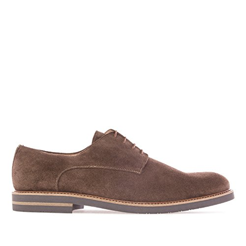 Andres Machado.6188.Chaussures Style Oxford Cuir .Pour Hommes.Grandes Pointures du 47 au 50.MADE IN SPAIN… SerrajeLodo