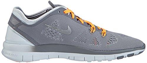 Nike Free 5.0 Tr Fit 5, Fitness Adulte Mixte Gris (cool Grey/metallic Silver-pro Platinium-bright)