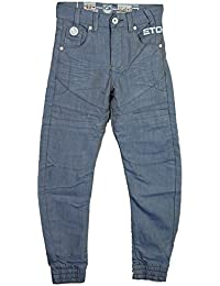 BRAND NEW BOYS JEANS ETO EB237 CUFFED JEANS IN LIGHT BLUE COLOUR SALE PRICE eac0d013ece3