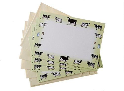 10-correspondencia-tarjetas-con-sobres-diseno-de-vaca-lacteos-tarjetas-by-bryn-parry-perfecto-para-c