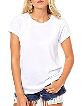 Pinkyee - Camiseta - para mujer