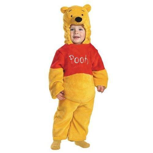 Kuscheliges Disney Winnie Pooh Kostüm Größe 80 (Disney Halloween-kostüme Pooh The Winnie)