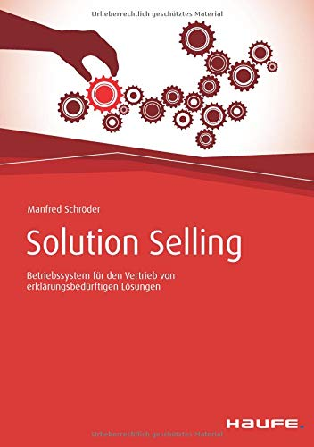 Solution Selling:...