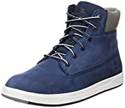 This smaller version of Davis Square 6 Inch boots from Timberland is crafted from a premium leather, the durable rubber sole is slightly more sporty, slimmed down and understated than the classic Timberland shape. Featuring a traditional lace...