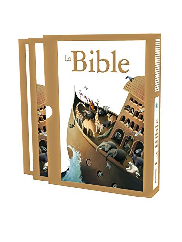La Bible: COFFRET ANCIEN ET NOUVEAU TESTAMENT par Marc Sevin