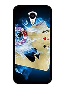 FurnishFantasy 2D Designer Back Case Cover for Meizu M1 Note