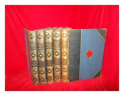 The Twenty-Eighth Division, Pennsylvanias Guard in the World War; Forewards by the Commanding Generals. the History of the Keystone or Iron Division in the World War. Also the History and Traditions of the Pennsylvania National Guard [5 Vols. Complete].. (Guard National 5)