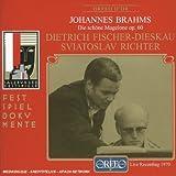 Brahms : La Belle Maguelone