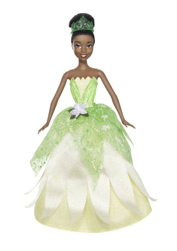2 in 1 Ballgown Surprise Tiana (Costume Ball Barbie)