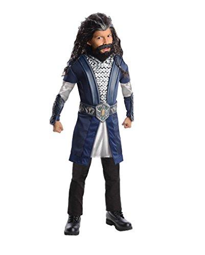 Thorin Eichenschild Kostüm für Kinder (Kostüm Eichenschild Thorin)