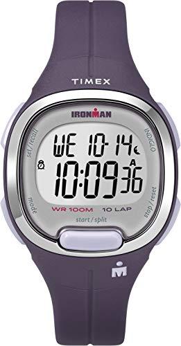 Timex Damen Digital Uhr mit Harz Armband TW5M19700