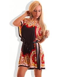 italy gownplanet -Vestido para Niñas de color Multicolor de talla Ver Descripción
