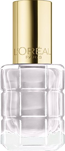 L'Oréal Paris Color Riche Le Vernis Nagellack mit Öl in Silber / Pflegender Farblack in...