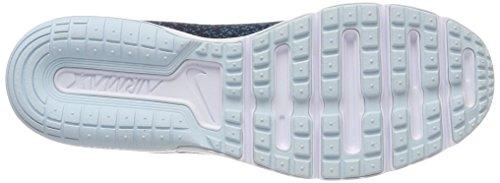 Nike Herren Air Max Sequent 2 Gymnastikschuhe Türkis (binario Blu / Ceruleo / Nero / Blustery / Blu Ghiacciaio / Volt)