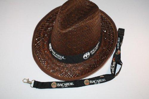 bacardi-oakhe-art-chapeau-de-paille-chapeau-cordon-porte-cles