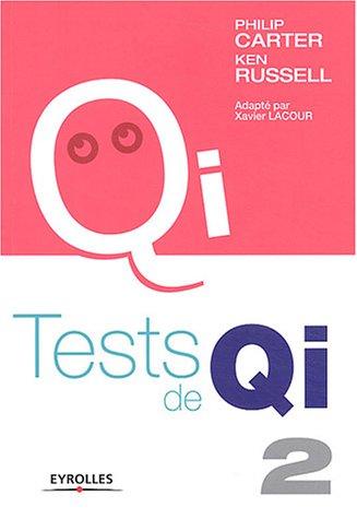 Tests de QI, tome 2