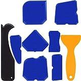 Die besten Badezimmer Sealants - Ouinne 9 Stück Abdichtung Werkzeug Caulk Caps Joint Bewertungen