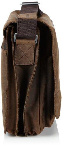 Strellson Richmond BriefBag XL 4010001260, Borsa a mano Uomo, Marrone (dark brown 702) Marrone (dark brown 702)