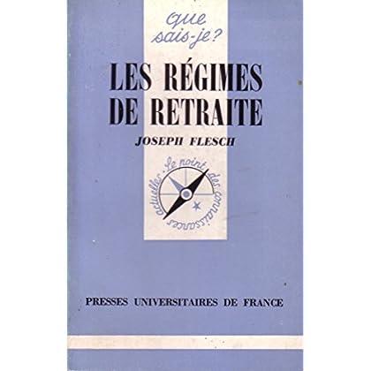 Les régimes de retraite (Retraites, Vieillesse, Sécurité sociale, Prévoyance) 1976.