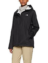 The North Face W Venture 2 Jacket Chaqueta, Mujer, TNF Negro, L