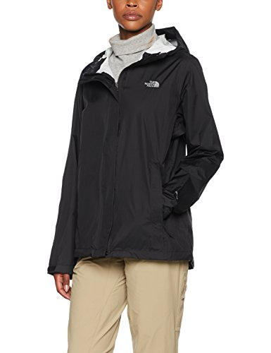 The North Face Women's Venture 2 Jacket TNF Black - XXL (Venture Rain Jacket)