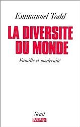 La Diversité du monde : Famille et modernité