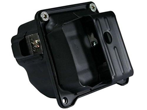 Sägenspezi Auspuff passend für Stihl 066 MS660 MS 660 MAGNUM dual Port
