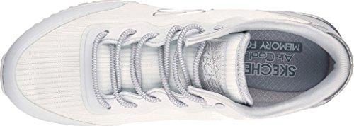 Skechers Damen Sunlite-Vega Ausbilder Weiß (White)