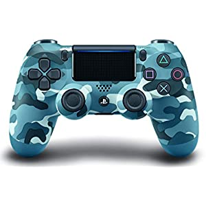 Sony DualShock 4 Wireless Controller for PlayStation 4 DS4- Blue Camouflage