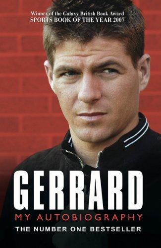Gerrard: My Autobiography (Liverpool Gerrard-player)