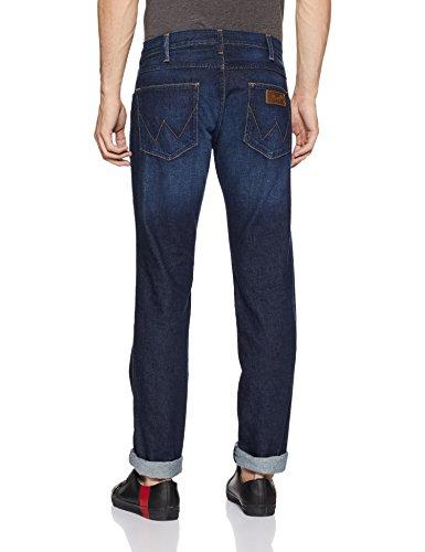 Wrangler Men's Straight Fit Jeans 2