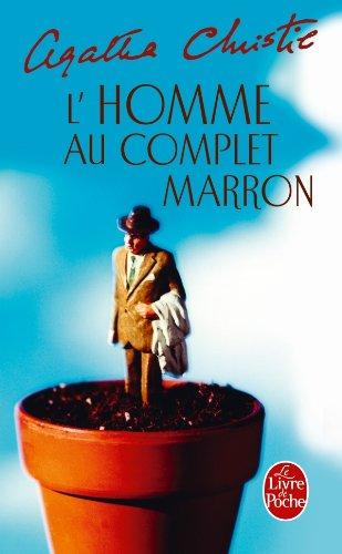 L'Homme au complet marron par Agatha Christie