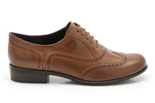 Clarks Hamble Oak, Derby femme Marron