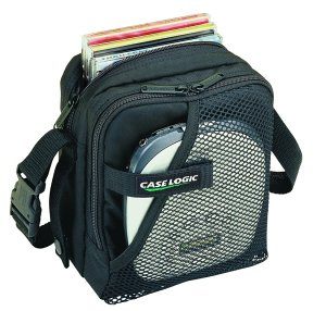 Discman-Tasche aus Nylon