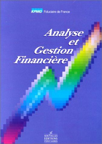 Analyse et gestion financière par Jacques Loeb