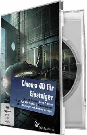 Cinema 4D für Einsteiger - für R16/R17: Für Einsteiger und Aufsteiger in Cinema 4D Modell Cinema