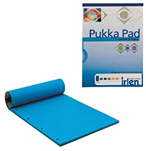 Pukka Dyslexia Pad A4 80gsm Ruled With Margin 100 Pages 50 sheets