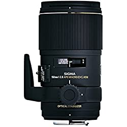 Sigma Objectif Macro 150 mm F2,8 EX DG APO OS HSM - Monture Sigma