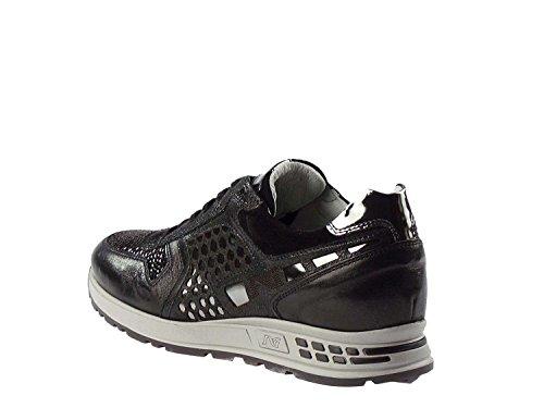 Nero Giardini Ufficio Stampa : Nero giardini a d sneakers donna iron nero starrrebuilders