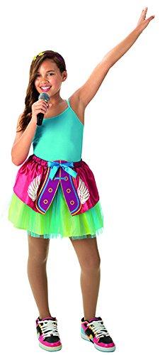 Soy Luna Tutu Kostüm Set Kleid Kinderkostüm (Luna Kostüm Sets)