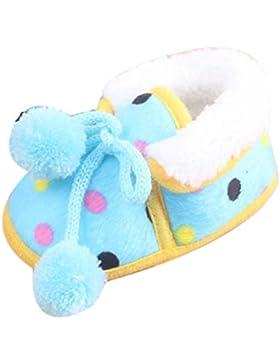Fuibo Babyschuhe, Nettes neugeborenes Kleinkind Erste Wanderer Jungen Mädchen Schuhe Turnschuhe Stiefel