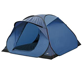 High Peak Pop up Wurfzelt Hyperdome 3, hellblau/blau, 210 x 210 x 130 cm, 10148, 3 Personen (B006J68YOS) | Amazon Products