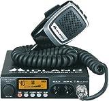 Midland 78 Plus 80 Canali AM FM Multi Bande CB Ricetrasmittente Radio & Palmare Microfono con Comtech CM-750PK Inverter